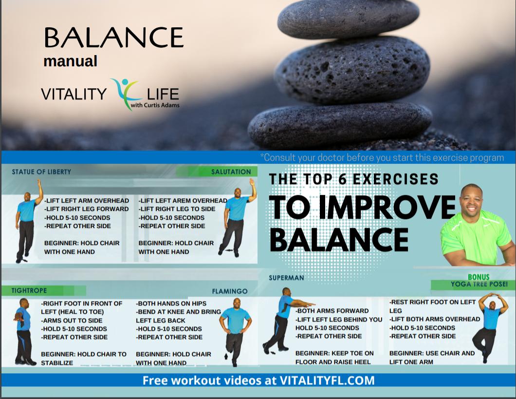Vitality Life Balance Manual